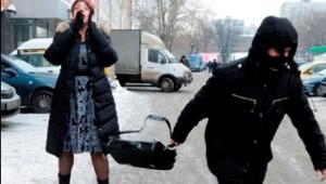 Срок лишения свободы за грабеж имущества стоимостью один миллион рублей