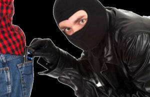 кража