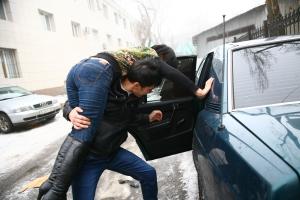 попытка похищения человека