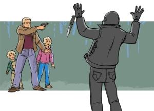 превышение самообороны