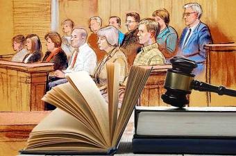 Присяжные заседатели в России