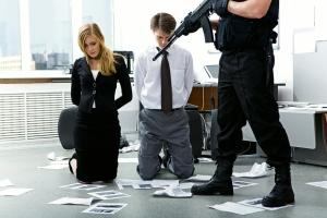 Отличие похищения человека от захвата заложника
