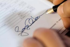Виды подделки документов