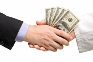 Вывод подотчетных средств работниками