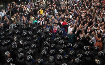 Статья 212 УК РФ: Массовые беспорядки