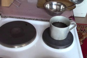 Как правильно приготовить горький напиток заключенных?