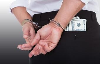 Что делают если даешь взятку