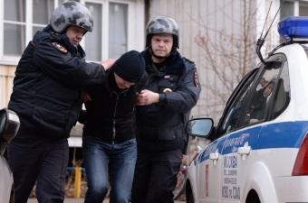 Незаконное задержание человека