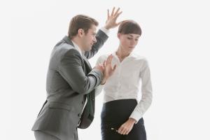 Сексуальное преступление на рабочем месте