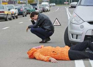 Наезд на пешехода на пешеход на проезжей части статья