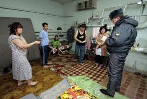 Методика расследования организации незаконной миграции