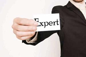 Предъявляемые к эксперту требования