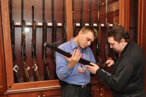 Хранение оружия и боеприпасов юридическими лицами
