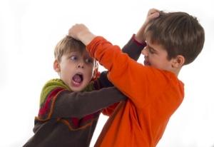 Ответственность за избиение несовершеннолетнего лица несовершеннолетним