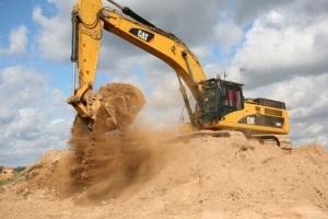 Ответственность за незаконную добычу песка