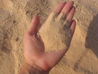 Ответственность за нелегальную добычу песка