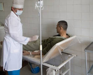 Назначение лечебных учреждений мест лишения свободы