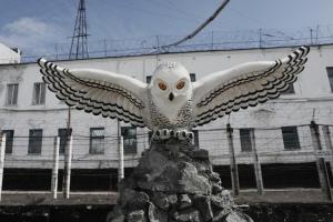 Тюрьма «Полярная сова» для пожизненных заключенных