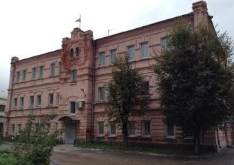 """Тюрьма """"Владимирский централ"""""""
