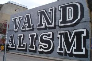 Понятие вандализма