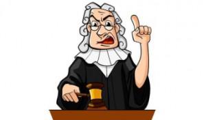 Как пожаловаться на судью?