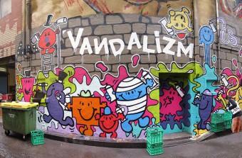 Уголовная ответственность за вандализм
